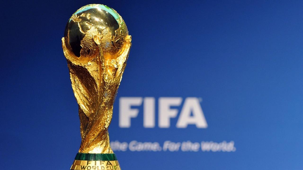 Кубок чемпионата мира пофутболу впервый раз прибудет вЧелябинск