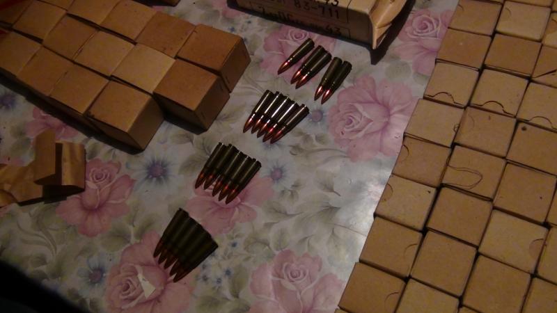 Десяток военных гранат итысячу патронов сохранял дома гражданин Карабаша