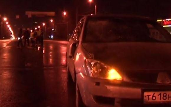 Автоледи доставлена вбольницу  после тройного ДТП втумане под Челябинском